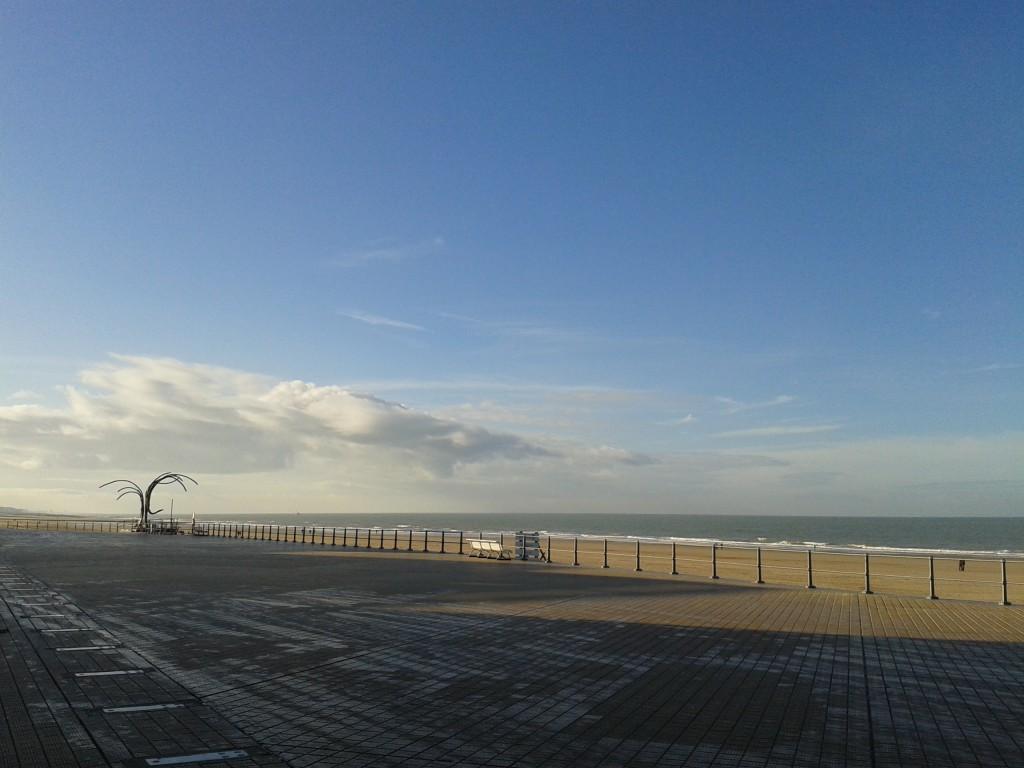 Ostend, Belgium.