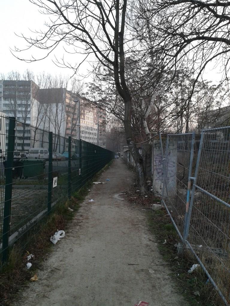 Friedrichshain, Berlin.